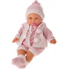 Кукла Juan Antonio Бенита в розовом 55см 1901P