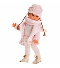 Кукла Juan Antonio Белла с шарфиком 45см 2811P