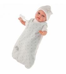 Кукла Juan Antonio Самбор в голубом 34 см 7031B