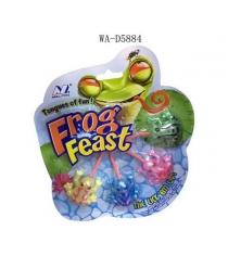 Набор frog feast Junfa Toys 13016B-4