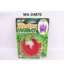 Сороконожка window walker Junfa Toys 12019