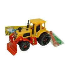 Игрушечный бульдозер Junfa Toys 5406