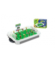 Настольный футбол supergame football Junfa Toys 67008