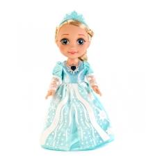 Кукла  принцесса эльза 35 см Карапуз elsa001