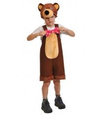 Карнавальный костюм цирковой мишка размер 100-125 Карнаволофф