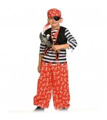 Карнавальный костюм пират роджер размер м Карнаволофф