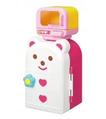 Микроволновка с холодильником Kawaii 512623