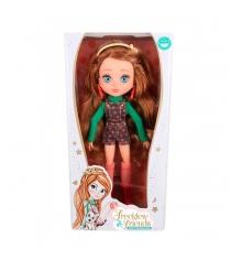 Кукла подружка веснушка флори 27 см Kawaii 51615