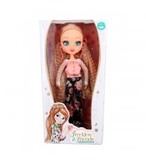 Кукла подружка веснушка квин 27 см Kawaii 51619