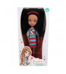 Кукла подружка веснушка лула 27 см Kawaii 51620