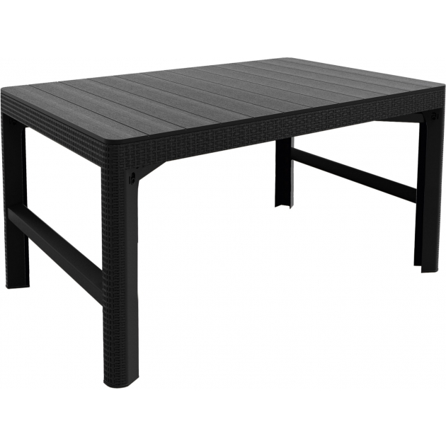 Раскладной стол Лион графит Keter 17202805