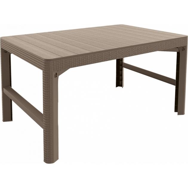 Раскладной стол Лион капучино Keter 17202805