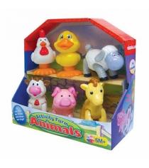 Развивающая игрушка Kiddieland Домашние животные KID 041244