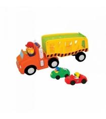 Развивающая игрушка Kiddieland Автоперевозчик KID 046441