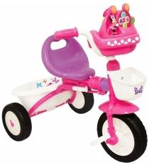 Велосипед Kiddieland трехколесный Минни Маус складной KID 047423