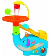 Развивающая игрушка Kiddieland Забавный слон с шарами KID 049460