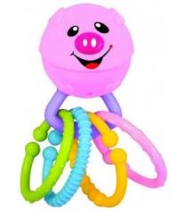 Развивающая игрушка Kiddieland Веселая хрюшка KID 049544