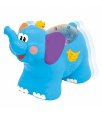 Развивающая игрушка Kiddieland Каталка Слоненок KID 051698