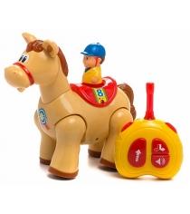 Развивающая игрушка Kiddieland Пони с пультом упр KID 051722