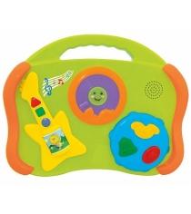 Развивающая игрушка Kiddieland Музыкальные инструменты 6 в 1 KID 052886