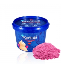 Набор для творчества Космический песок 500 г Розовый Т57726