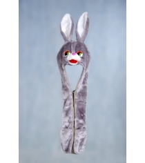Шапка карнавальная заяц 92046