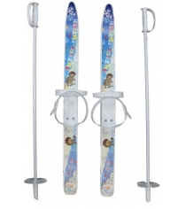 Лыжи детские лыжики пыжики 75 см Ковров МПЛ 115.00/ЛыжП