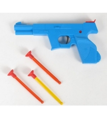 Пистолет со стрелами на присосках спецназ Кроха 87...