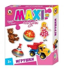 Пазлы макси игрушки Русский стиль 3523