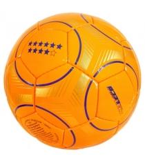 Мяч футбольный Leco т1640