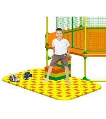 Puzzle Leco Playground для батутов 125х200 см