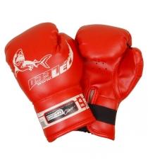 Перчатки боксерские Leco Profi 4 унций гп002001