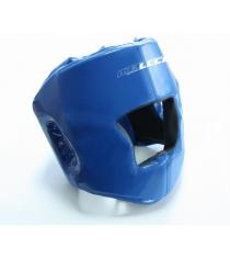 Шлем боксерский Leco синий размер S гп005115