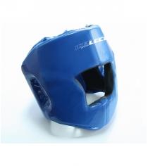 Шлем боксерский Leco синий размер М гп005116