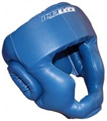 Шлем боксерский Leco синий размер XL т005008