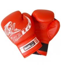 Перчатки боксерские Leco Profi 8 унций т007-02