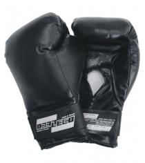 Перчатки боксерские Leco Starter черные 10 унций т07