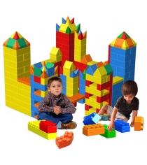 Архитектурный набор Leco GigaBloks 10 на платформе 44х63 гп226452