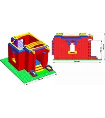 Дворец Leco GigaBloks 10 S на платформе 32х56 гп226581
