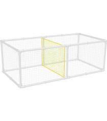 Разделительная сетка для детских манежей Leco шириной 100 см гп230130