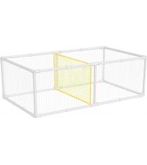 Разделительная сетка для детских манежей Leco шириной 125 см гп230133