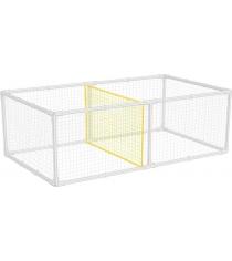 Разделительная сетка для детских манежей Leco шириной 200 см гп230135