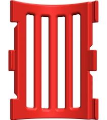Панель модульного манежа угловая Leco гп230205