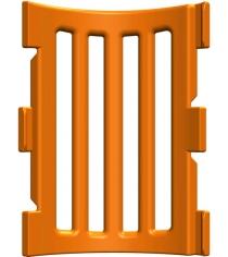 Панель модульного манежа угловая Leco гп230207