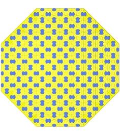 Пазловое дно для манежа Leco 300 см гп230731