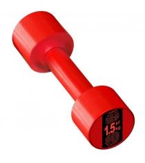 Гантель Leco 1,5 кг гп020212