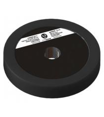 Диск Leco черный 2,5 кг гп020298