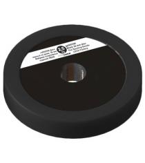 Диск Leco черный 2,5 кг гп020398