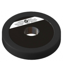 Диск Leco черный 2,5 кг гп020607
