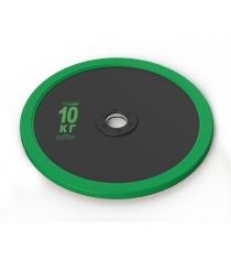 Диск Leco Olimp Pro plus 10 кг гп020629
